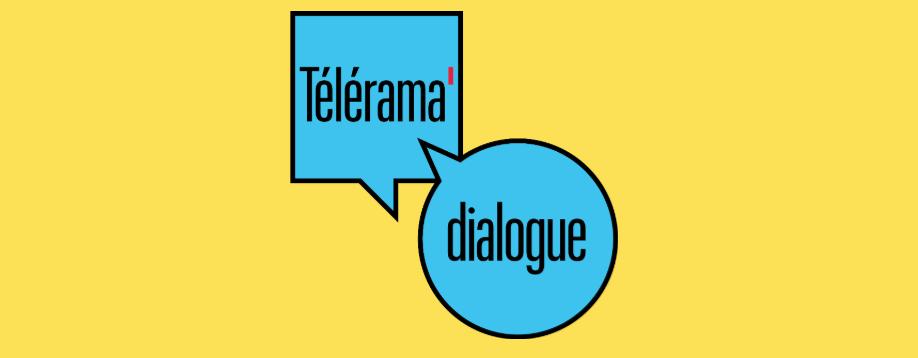 rencontre - TELERAMA DIALOGUE, revivez les rencontres avec des personnalités de la culture (ciné, littérature...) telerama dialogue 1
