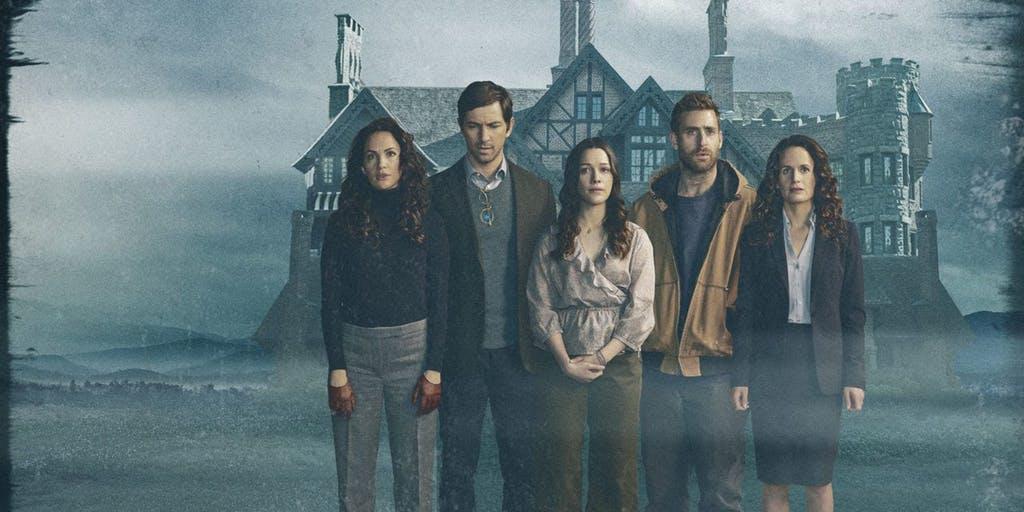the haunting of hill house - La série à regarder pour Halloween : THE HAUNTING OF HILL HOUSE