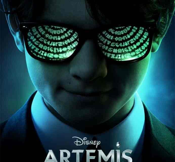 artemis fowl - Premières images de l'adaptation d'Artemis Fowl pour Disney artemis fowl film
