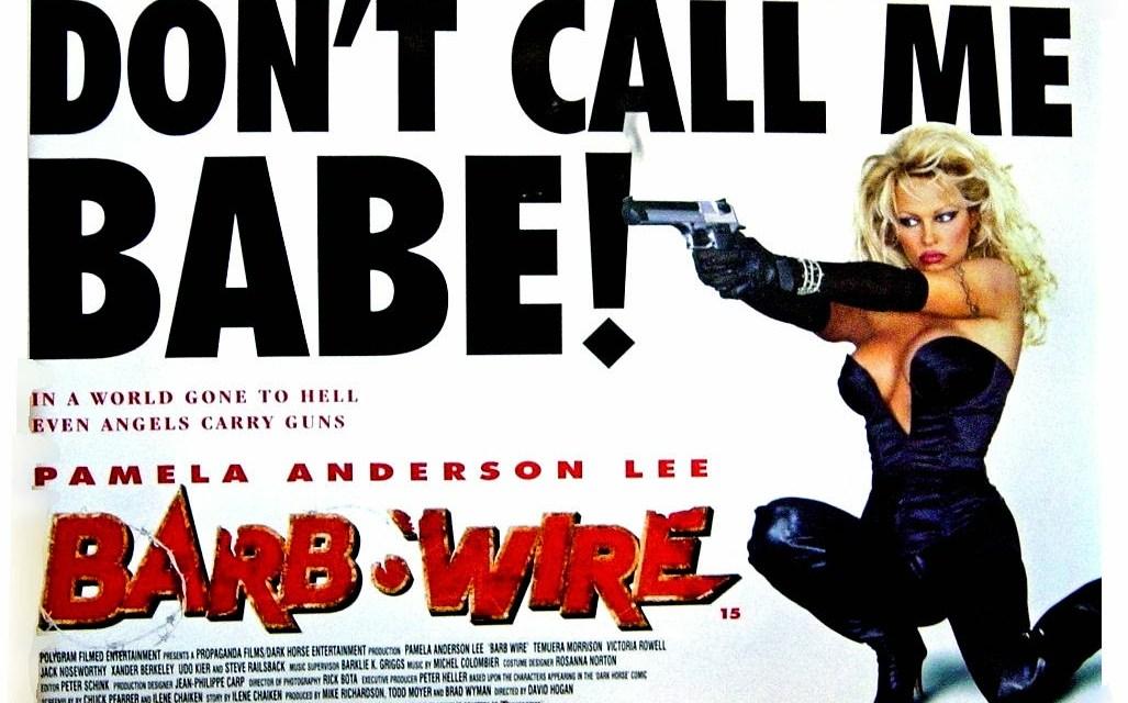 Barb Wire (1996): «v'nez on adapte un comics avec Pamela Anderson»
