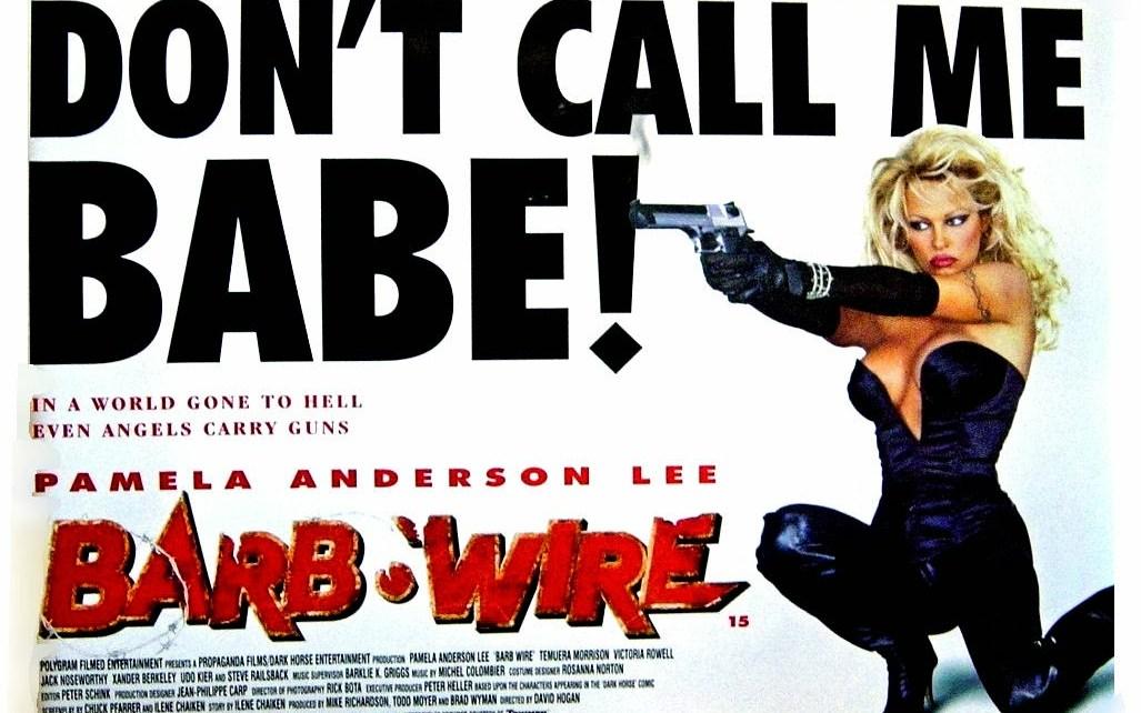 """videoclub - Barb Wire (1996): """"v'nez on adapte un comics avec Pamela Anderson"""""""