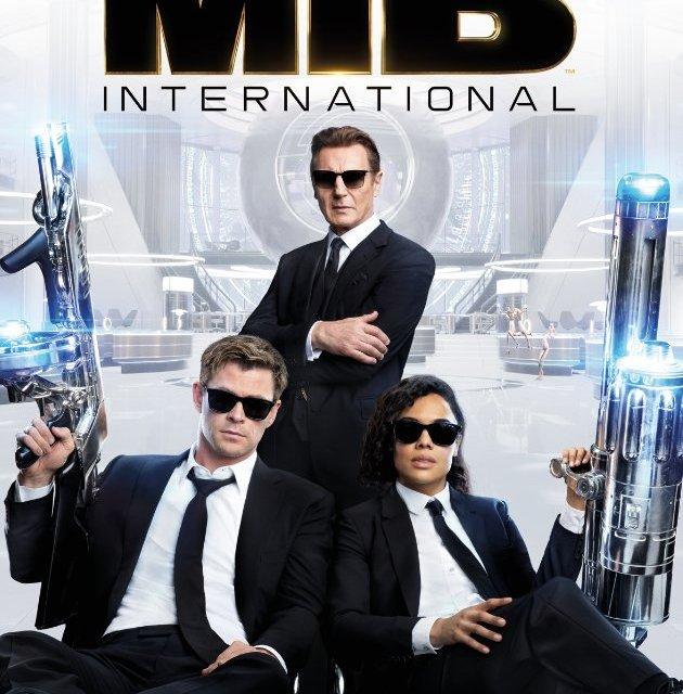 MIB International : Trailer pour le prochain Men In Black