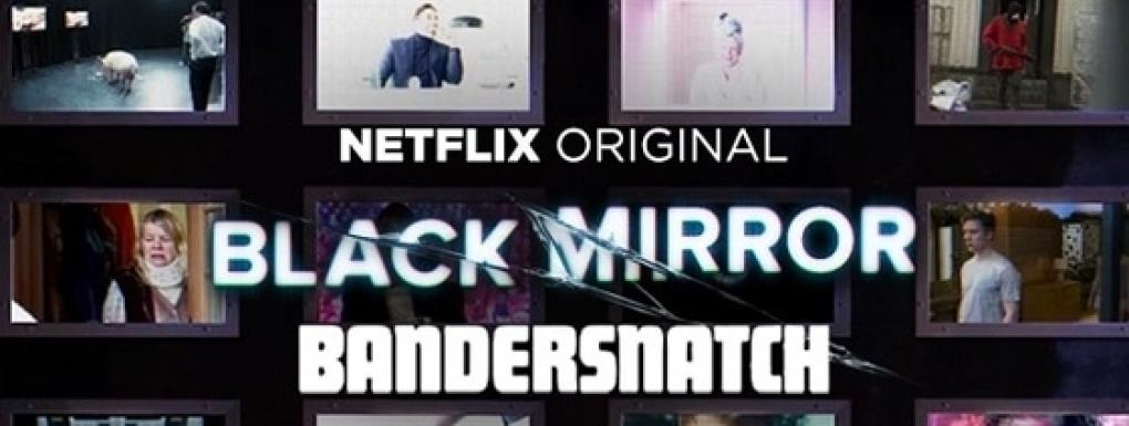 black mirror - Black Mirror: Bandersnatch est là et c'est interactif.