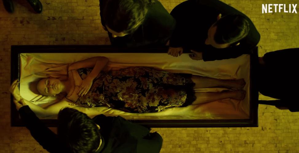 le parfum - Le Parfum est disponible sur Netflix ! Verdict sur le premier épisode