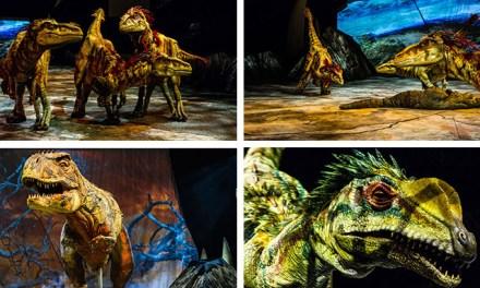 La Marche des Dinosaures de retour à l'AccorHotels Arena