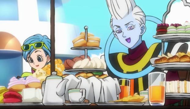broly - Dragon Ball Super: Broly, la légende des Saiyens (spoilers)