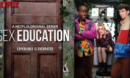 Sex Education (Netflix) : sex, drogues et rock n'roll, c'est lovin fun