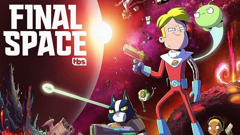 Final Space (Warner TV) : Une série animée avec du cosmos, du chaos et des cookies.