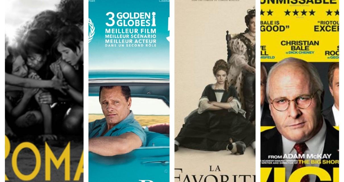 Oscars 2019, Roma, Green Book, La Favorite, Vice