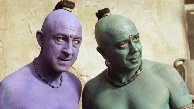aladdin - Aladdin : un rêve bleu, n'est-ce pas merveilleux? Enfin une bande-annonce ! kad et o  de retour sur canal 9594