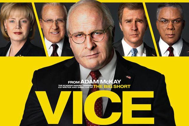 Vice : L'enquête d'une Amérique pourrie