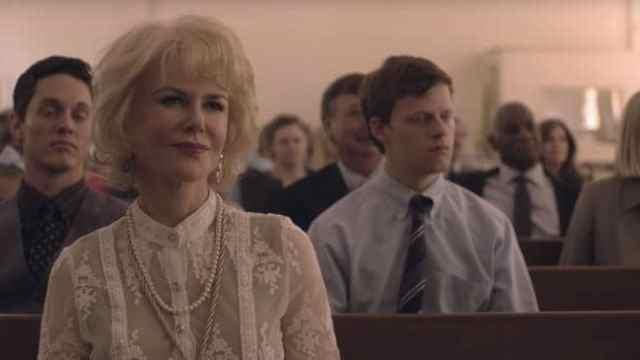 Boy Erased, Joel Edgerton, Lucas Hedges, Nicole Kidman, Russel Crowe