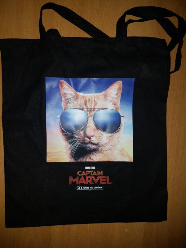 captain marvel - CONCOURS CAPTAIN MARVEL : gagnez un sac à dos et un tote bag concours captain marvel sac goose e1551952607398