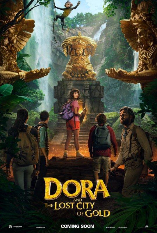 dora l'exploratrice - Le film Dora l'exploratrice. Oui, oui.