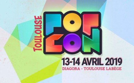convention - La POP CON de Toulouse, c'est en avril !