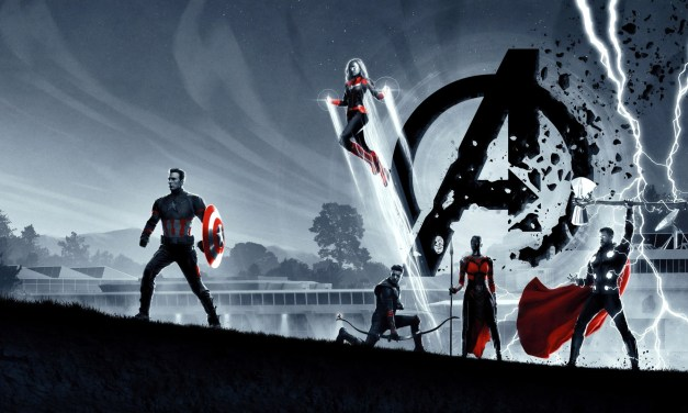 Avengers Endgame : exercices sans style (100% spoiler)