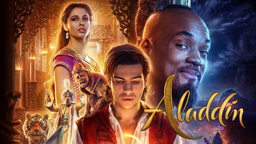 Remake - Aladdin de Guy Ritchie,  on n'y croit pas, c'est pas mielleux aladdin critique disney ritchie smith scott