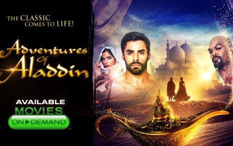 aladdin - Et pendant ce temps-là chez Asylum, un film Aladdin