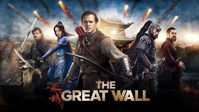 blockbusters - The Wandering Earth (Netflix) et les 5 plus gros succès chinois du box office qui font mieux que les américains great wall film chinois americain