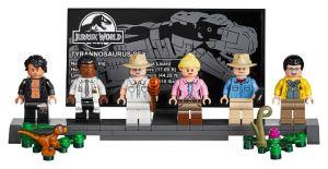 Jurassic park - Un set LEGO Jurassic Park à venir jurassic park lego 4