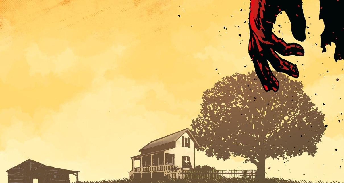 The Walking Dead - The Walking Dead s'arrête... en comics! fin walking dead comics