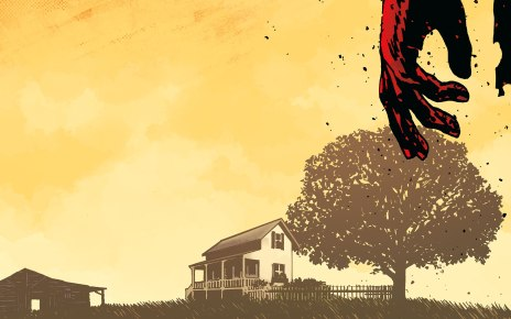 The Walking Dead - The Walking Dead s'arrête... en comics! fin walking dead comics