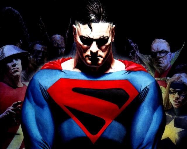 sdcc - Brandon Routh (Superman Returns) reprendra son rôle dans le prochain crossover DC