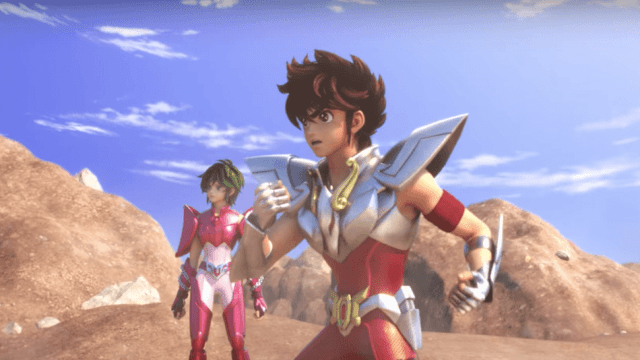 saint seiya netflix critique