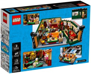 friends - FRIENDS : le Central Perk arrive en LEGO LEGO central perk friends 1