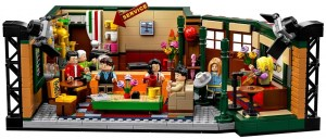 friends - FRIENDS : le Central Perk arrive en LEGO LEGO central perk friends 2
