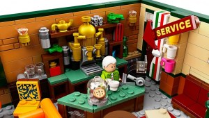 friends - FRIENDS : le Central Perk arrive en LEGO LEGO central perk friends 6