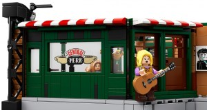 friends - FRIENDS : le Central Perk arrive en LEGO LEGO central perk friends 8
