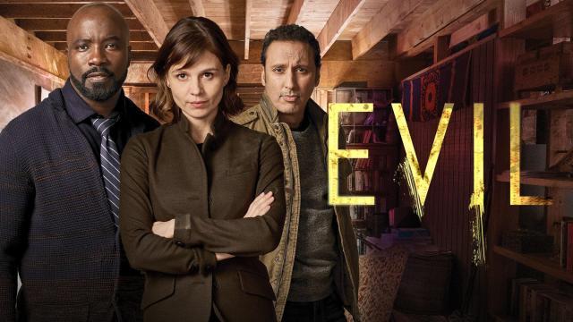 bilan collectif - Bilan Collectif de la Saison 2019/20 : quelle est la meilleure série de la saison? evil cbs tv series poster FULL
