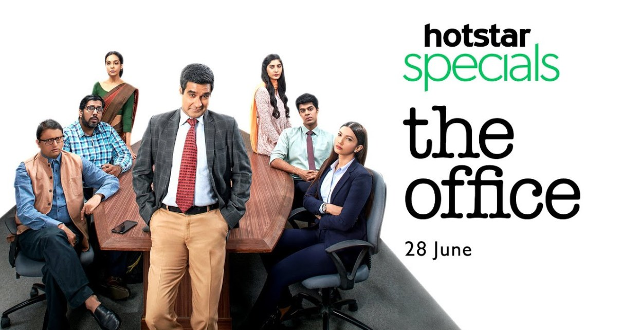 the office india