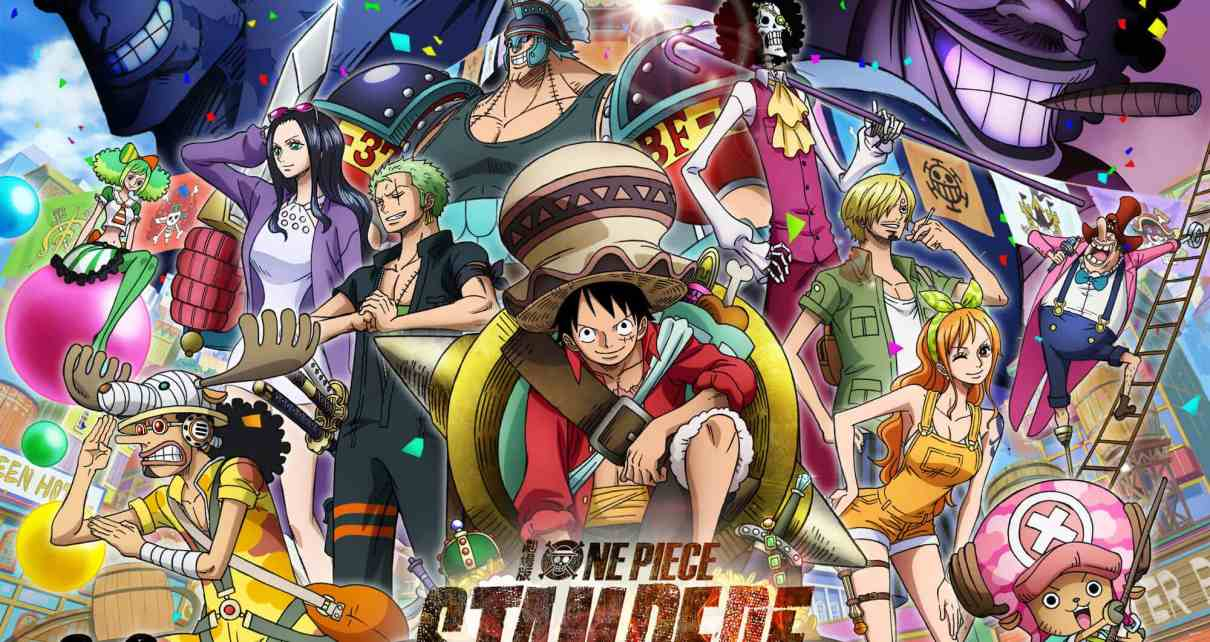 manga - One Piece Stampede : Grandiosement épique ! One Piece Stampede France