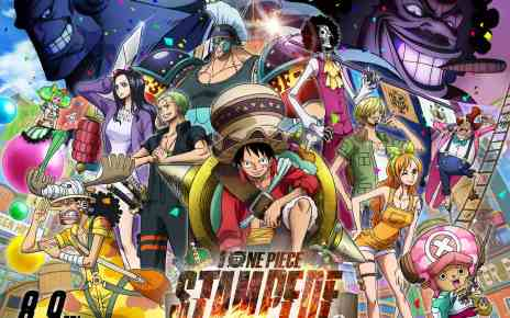 manga - One Piece Stampede : Grandiosement épique !