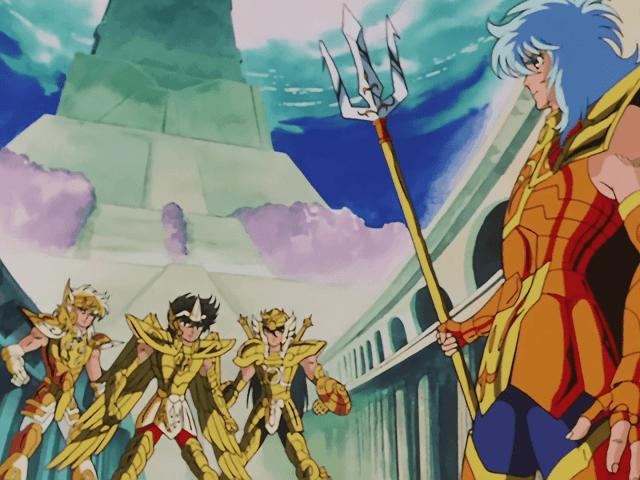 les chevaliers du zodiaque - Revoir Les Chevaliers du Zodiaque / Saint Seiya : piliers, répétition et univers (épisodes 100 à 114)