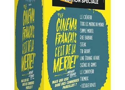 Le-cinema-francais-c-est-de-la-merde-Volume-1-Edition-Fnac-DVD