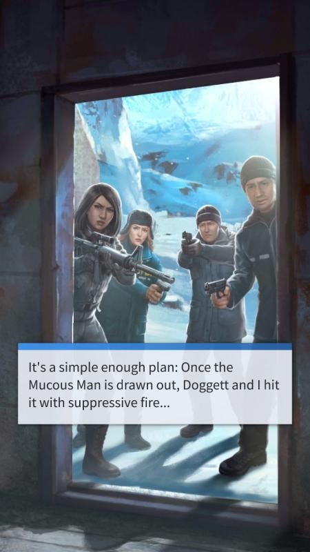 storyscape - Titanic et X-Files débarquent en jeu mobile avec Storyscape