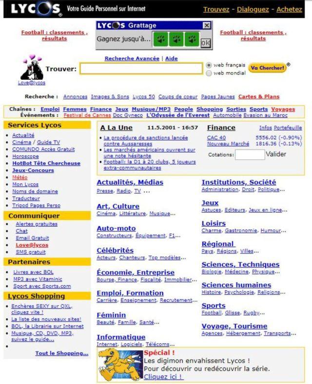 internet - 20 ans sur le web : de Winamp à l'ADSL en passant par Enlarge Your Penis