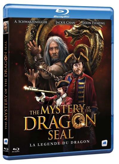 arnold schwarzenegger - Schwarzy et Jackie Chan font les foufous dans The Iron Mask mystrery dragon seal schwarzy jackie chan