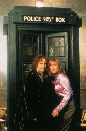 doctor who - Doctor Who (1963-1996) - Paul McGann, Le Huitième Docteur Doctor Who Paul McGann 3
