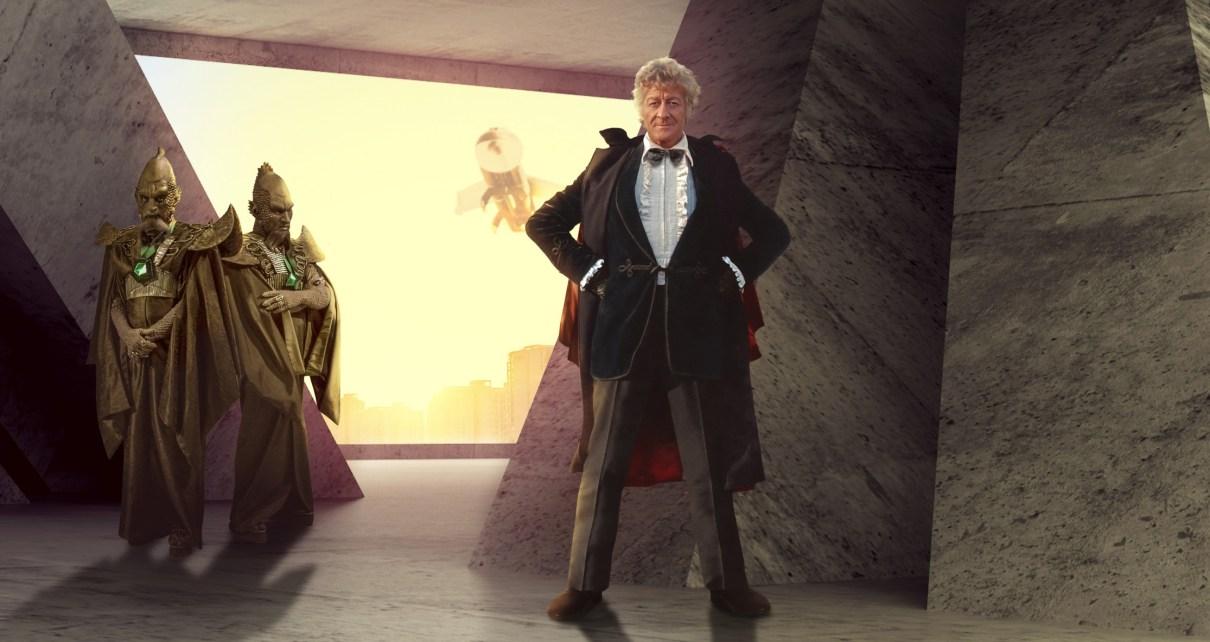 Jon Pertwee Doctor Who