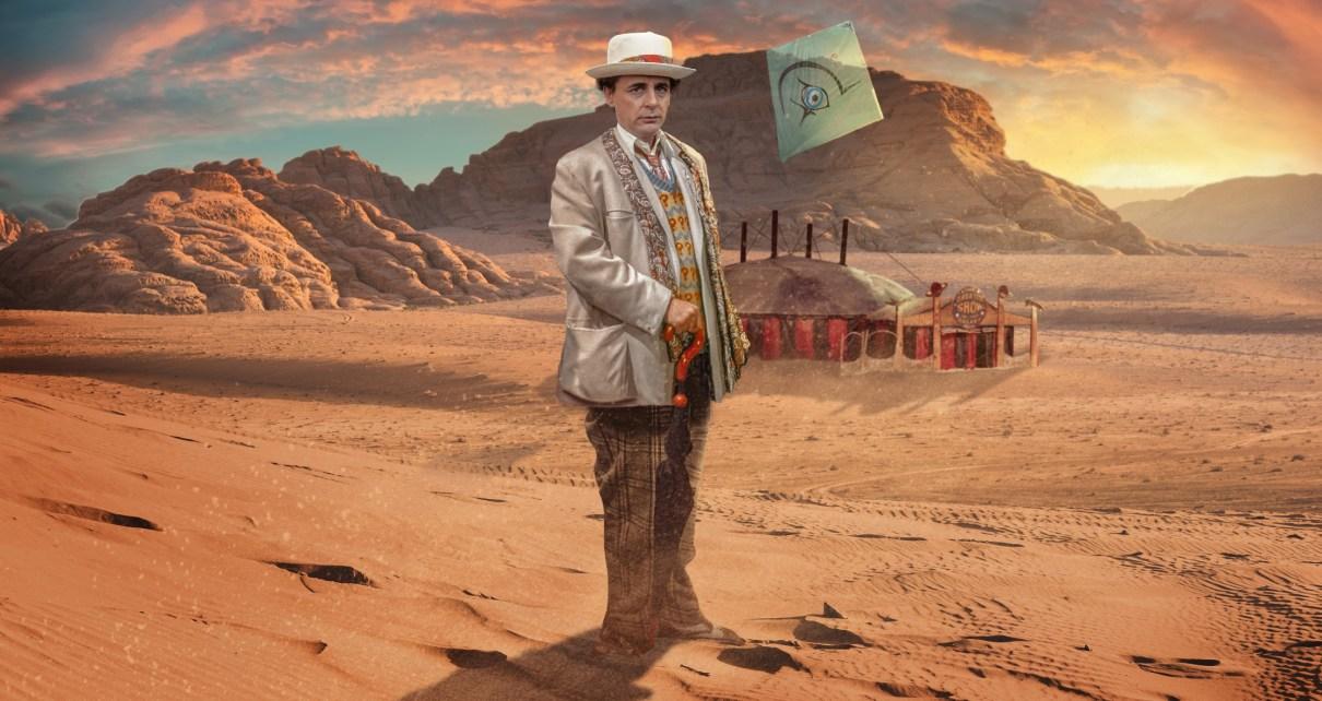 Sylvester McCoy-Septieme Docteur