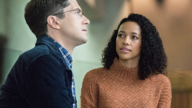 the twilight zone - The Twilight Zone : date, trailer et casting de la saison 2 Topher Grace and Kylie Bunbury in Try Try