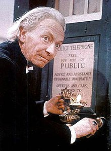 doctor who - Regarder tout Doctor Who (entre 1963 et 1996) - William Hartnell, Le Premier Docteur William Hartnell doctor who