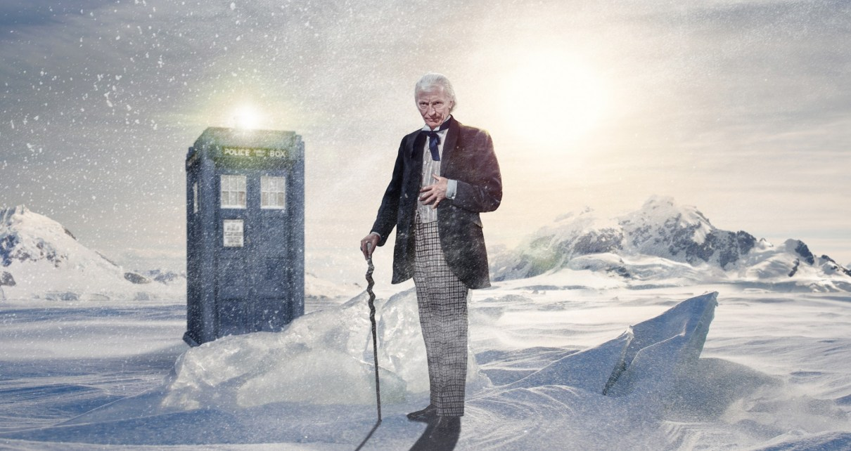 doctor who - Regarder tout Doctor Who (entre 1963 et 1996) - William Hartnell, Le Premier Docteur