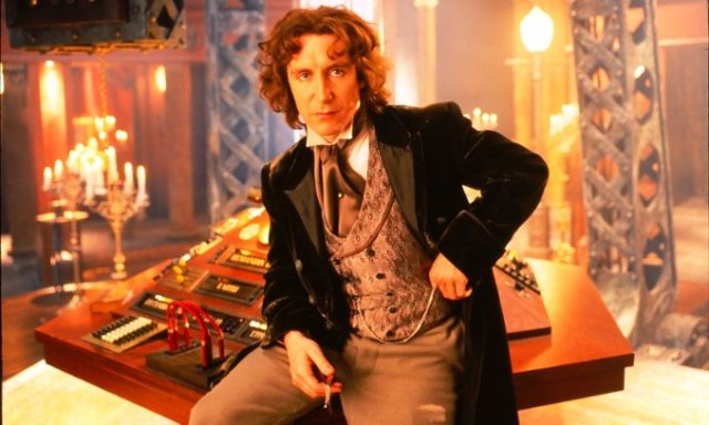 doctor who - Doctor Who (1963-1996) - Paul McGann, Le Huitième Docteur doctor who paul mcgann film