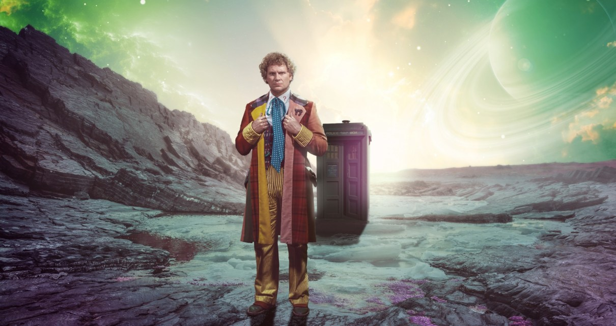 doctor who sixieme colin baker