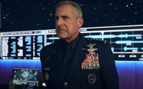 - Space Force, une saison 1 à la hauteur ? Steve Carell in Space Force